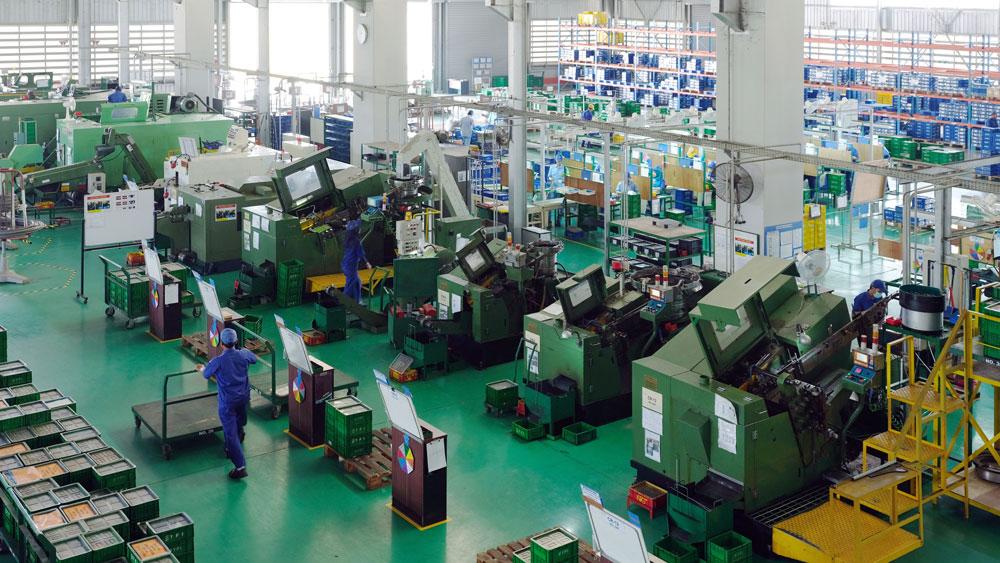 海外工場イメージ